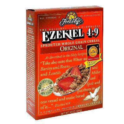 Food F Original Life Ezekiel 4:9 Low price 16 shopping Pack Oz of Cereal