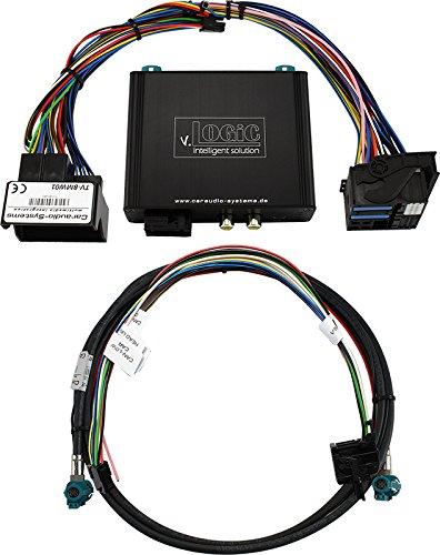 v.LOGiC V5 Kamera Interface passend für BMW F-Serie mit Professional NBT Navigation PNP