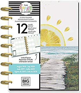 Classic Student Happy Planner - Golden Student - 12 Months (August 2019-July 2020)