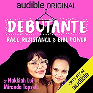 Debutante: Race, Resistance and Girl Power cover art