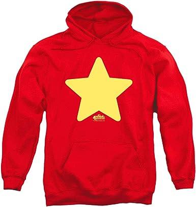 Steven Universe Star Cartoon Network Pullover Hoodie Sweatshirt & Stickers