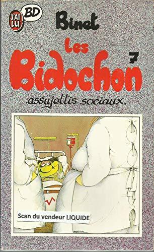 Les Bidochon, Tome 7 : Assujettis sociaux