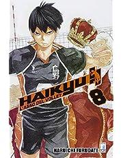 Haikyu!! (Vol. 8) (Target)