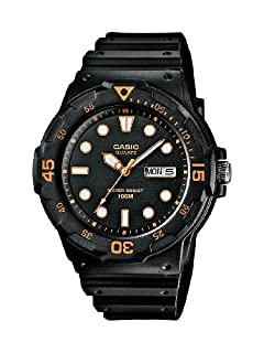 Casio Collection Men's Watch MRW-200H-1EVEF (B005FEYC2S) | Amazon price tracker / tracking, Amazon price history charts, Amazon price watches, Amazon price drop alerts
