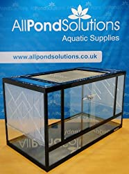 Glass rodent tank and mice cages