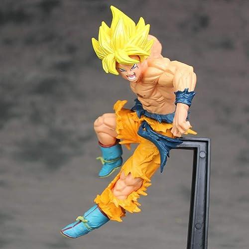 JSFQ Spielzeugfigur-Spielzeug-Modell-Zeichentrickfilm-Figur-Sammlung Andenken Toy Statue (Farbe   A)