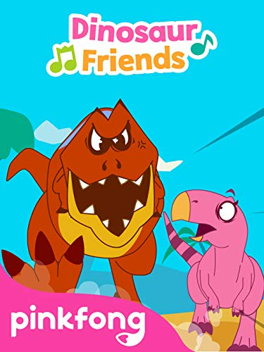 Pinkfong! Dinosaur Friends