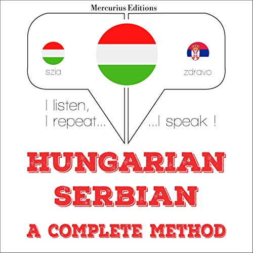 Hungarian – Serbian. A complete method cover art