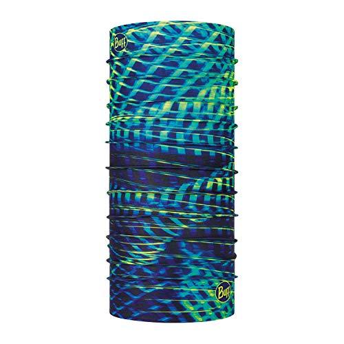 Buff Tour de Cou Coolnet UV+ Mixte, Bleu, Taille Unique