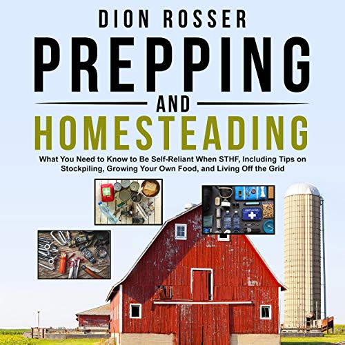 Prepping and Homesteading  By  cover art