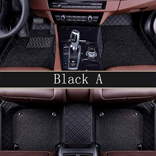 N/A Auto Bodenmatte Wasserdichtes Leder Teppichfutter, für Nissan Altima Rouge Murano Sentra Sylphy