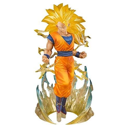 Buu Super Saiyan S.H Figuarts Dragon Ball Z PVC Action Figure New