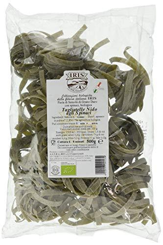 Iris Tagliatelle Espinac.Trigo Duro Iris 500G 300 g