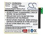 Replacement Battery for VERIZON Ellipsis 8 Ellipsis Kids Ellipsis Kids LTE QTAQZ3 QTAQZ3KID Part NO VERIZON MLP36100107