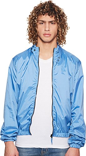 Members Only Men's Packable Iconic Jacket, Blue, Extra Large