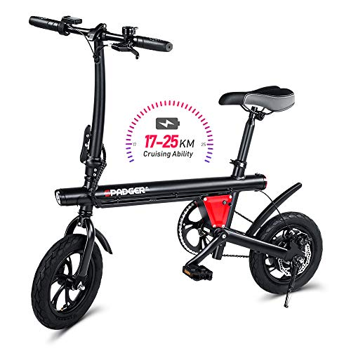 Spadger Folding Lightweight Electric Bike