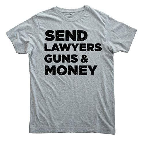 world-of-shirt Herren T-Shirt Boston Legal Crane Poole /& Schmidt