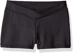 Bloch Kids Girl's V-Waist Shorts (Little Kids/Big Kids)