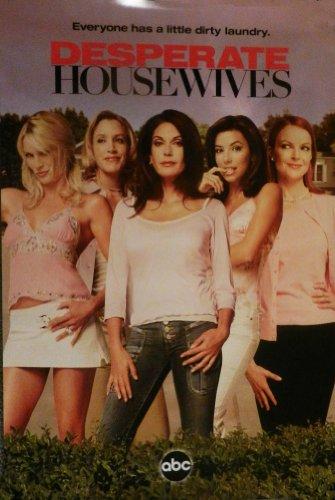 Desperate Housewives Season 1 Studio Poster Teri Hatcher Eva Longoria