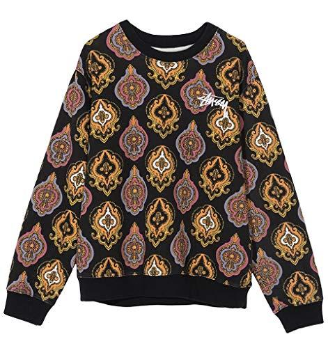 Stussy Damen Sweatshirt *, Schwarz L