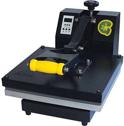 GECKO 15x15 Manual T-Shirt Heat Press Machine - GK101