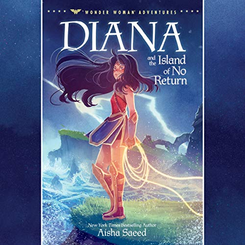 Diana and the Island of No Return  By  cover art