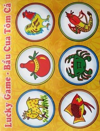 Lucky Game/BAU Cua Tom Ca/Vietnamese Game