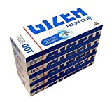 Gizeh Fresh CliQ (Tubes, Filter Tubes, Cigarette Tubes) (5 x 100)