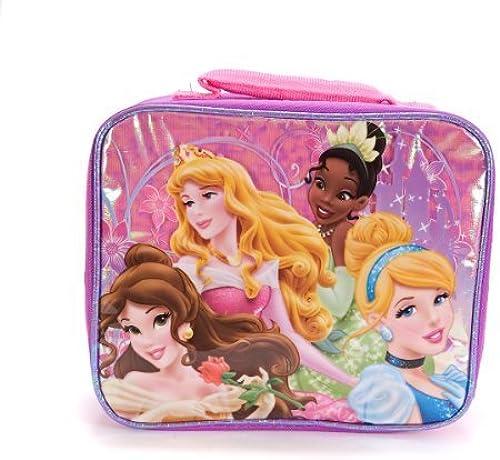 precios ultra bajos Disney Princess Group Insulated púrpura Lunchbox Lunchbox Lunchbox by Animewild  punto de venta barato