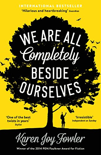 We are all completely beside ourselves: Karen Joy Fowler