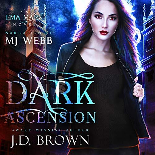 Dark Ascension Audiobook By J.D. Brown cover art