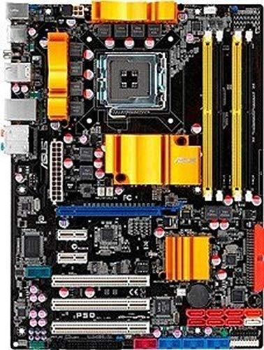 ASUS P5Q Intel P45 Mainboard ATX Sockel 775#300583