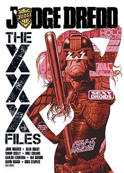 Judge Dredd  The XXX Files