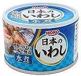 宝幸 日本のいわし(水煮)140g×24�
