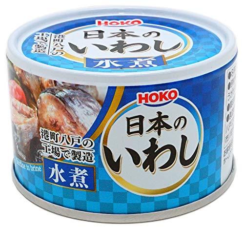 宝幸 日本のいわし(水煮)140g×24缶