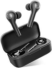Auriculares Bluetooth, HOMSCAM Auriculares Inalámbricos Bluetooth 5.0 HiFi Mini Estéreo In-Ear Auriculares Impermeable, Mi...