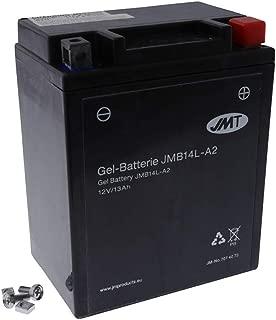 1978 Yuasa yb14l-a2 Batterie KAWASAKI z1r 1000 kzt00d Bj