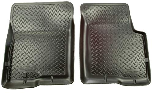 Husky Liners Fits 1995-01 Jeep Cherokee Classic Style Front Floor Mats