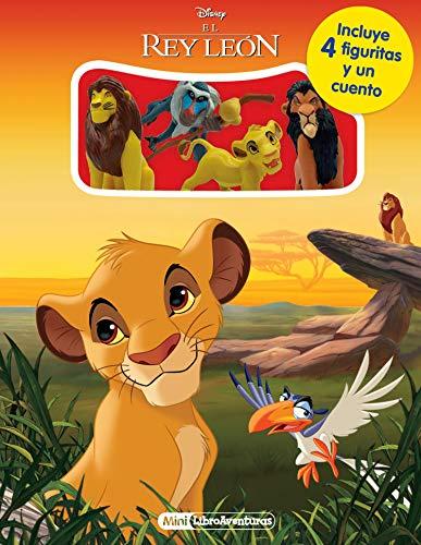 El Rey León. Mini-Libroaventuras