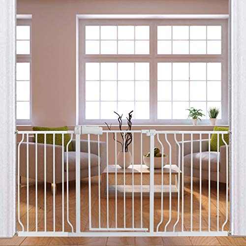 51e XDDSaUL The 7 Best Pressure Mounted Baby Gates of [2021 Review]