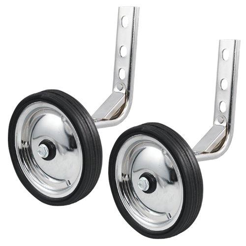 Accessotech Stabilisateurs universels pour vélo d'enfant, 30,5–45,7cm - faciles à installer