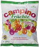 Campino Früchte – Fruchtig-erfrischende Lutschbonbons in verschiedenengeschmacksrichtungen wie Kirsche &