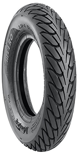 Metro Navigator 3.50-10 Tube-Type Bike Tyre,Front or Rear