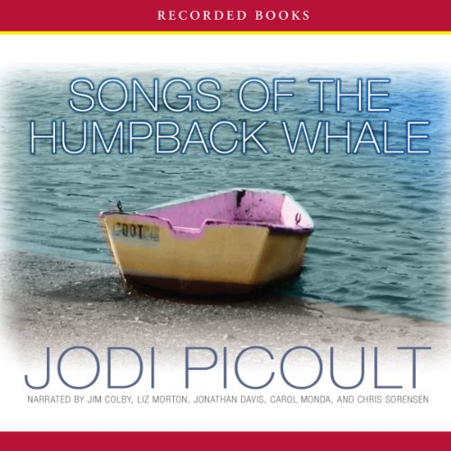 Songs of the Humpback Whale audiobook cover art
