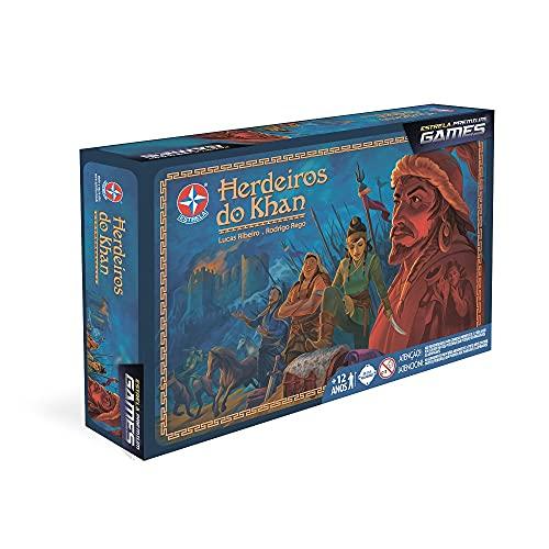 Jogo Herdeiros do Khan, Estrela Premium Games
