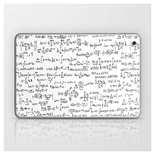 Laptop & Tablet Skin - iPad (2nd, 3rd, 4th Gen) - Math Equations by Thin Line Studio