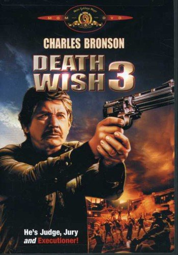 Death Wish 3 / (Std Rpkg) [DVD] [Region 1] [NTSC] [US Import]