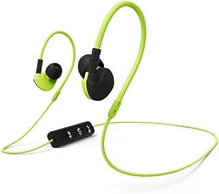 Hama 00177095Stereophonisch Ohrbügel, im Ohr Schwarz, Gelb–Kopfhörer (Stereophonisch, Bluetooth, Omni, Ohrbügel, im Ohr, Schwarz, Gelb, Bluetooth)