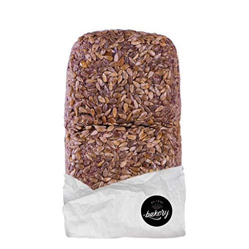 Lower Carb Brot Sonnenblumenkerne - kohlenhydratreduziert | glutenfrei | laktosefrei | vegan | weizenfrei | 0,90 kg