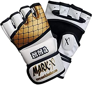 MMA Grappling Gloves UFC Fight Kick Boxing Punch Bag Training Gloves Large